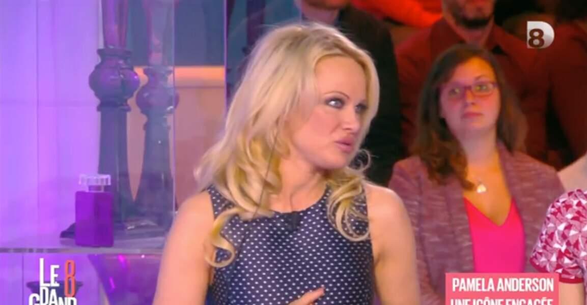 ... Et Pamela Anderson
