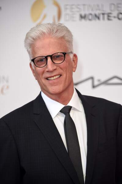Ted Danson, chef des Experts Las Vegas. La classe !