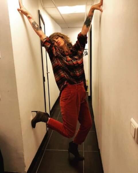 Et nous on danse la vie, on chante la vie, on n'est qu'amour (comme disait Edouard Baer à Astérix et Obélix).