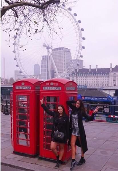 Virée à Londres entre copines
