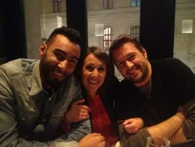 Twitter : Amélie se fait de nouveaux amis, Giabiconi en mode sosie, Pâques...