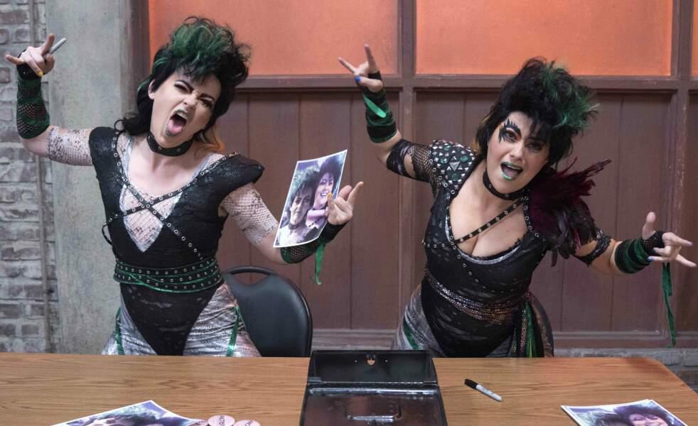 Elles aussi font la paire : Stacey et Dawn