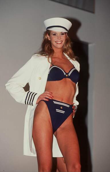Vous souvenez-vous de la top-model Elle MacPherson ?