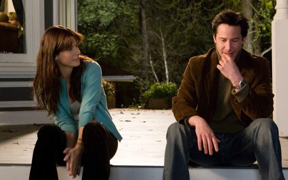 Sandra Bullock et Keanu Reeves remettent le couvert dans Entre deux rives (2006)