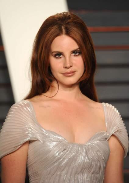"""Entre """"Elizabeth"""" et """"Lana del Rey"""", il n'y avait qu'un pas."""