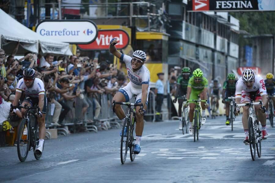 La dernière étape sera remportée par Marcel Kittel