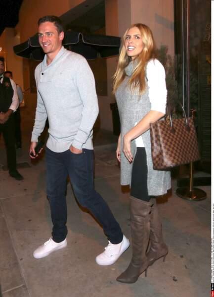 Tout comme Ryan Lochte. Sa fiancée Kayla Rae Reid attend leur premier bébé.