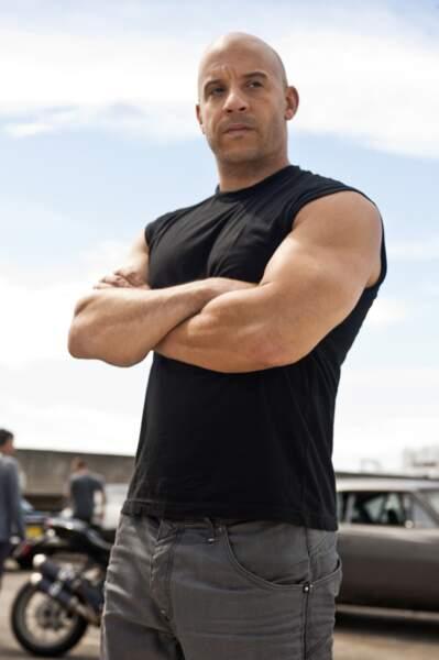 10. Vin Diesel (acteur)