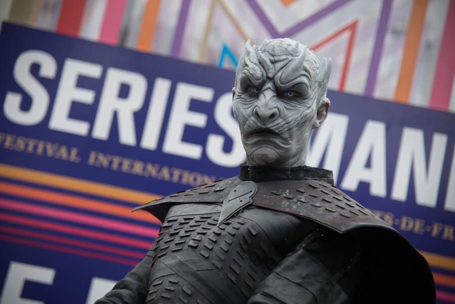 Un invité surprise s'est rendu à Lille… Les fans de Game of Thrones ont apprécié ce clin d'oeil !