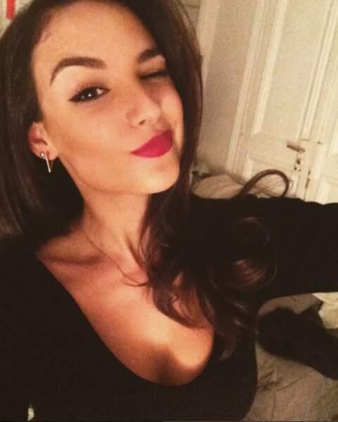 Jade, 24 ans, mannequin à Los Angeles.