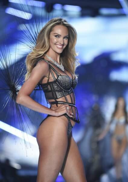 En 5 mois Candice a retrouvé son corps de rêve, prête pour défiler le 8 novembre pour Victoria's Secret
