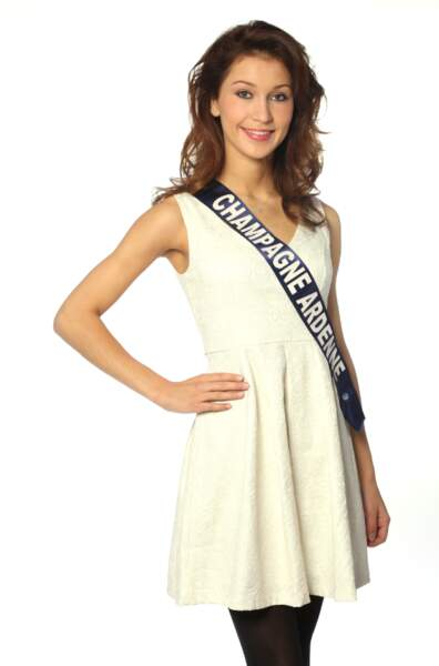 Louise Bataille, Miss Champagne-Ardenne 2013