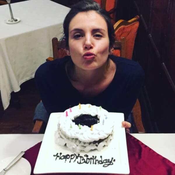 Ou bien un gros gâteau ?