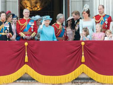 Trooping the Colour : la Reine Elizabeth II célèbre son anniversaire bien entourée !
