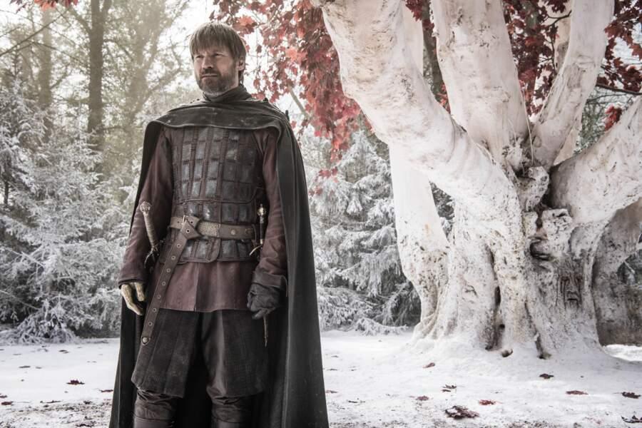 Jaime aussi est de retour à Winterfell, l'occasion de présenter ses excuses à Bran