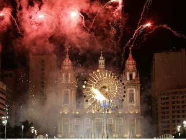 JO 2016 : les plus belles images et les moments forts de la cérémonie d'ouverture à Rio
