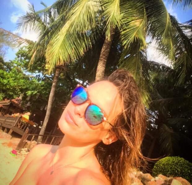 Géraldine Lapalus de Camping Paradis est en Thaïlande.