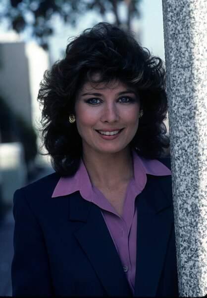 Deborah Adair a interprété l'ennemie mythique de Katherine Chancellor de 1980 à 1983