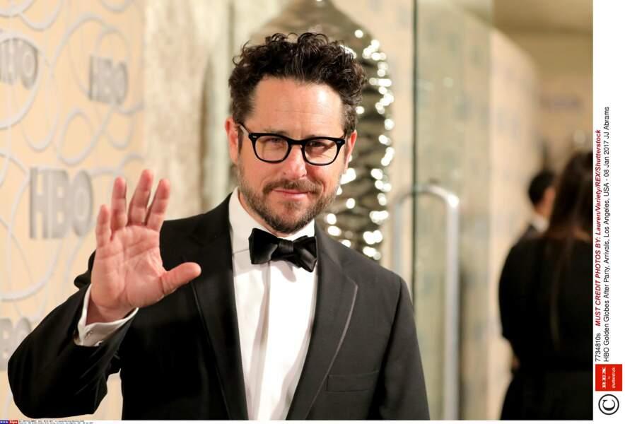 Autre célébrité, le réalisateur J.J. Abrams, dont les prénoms sont Jeffrey et Jacob