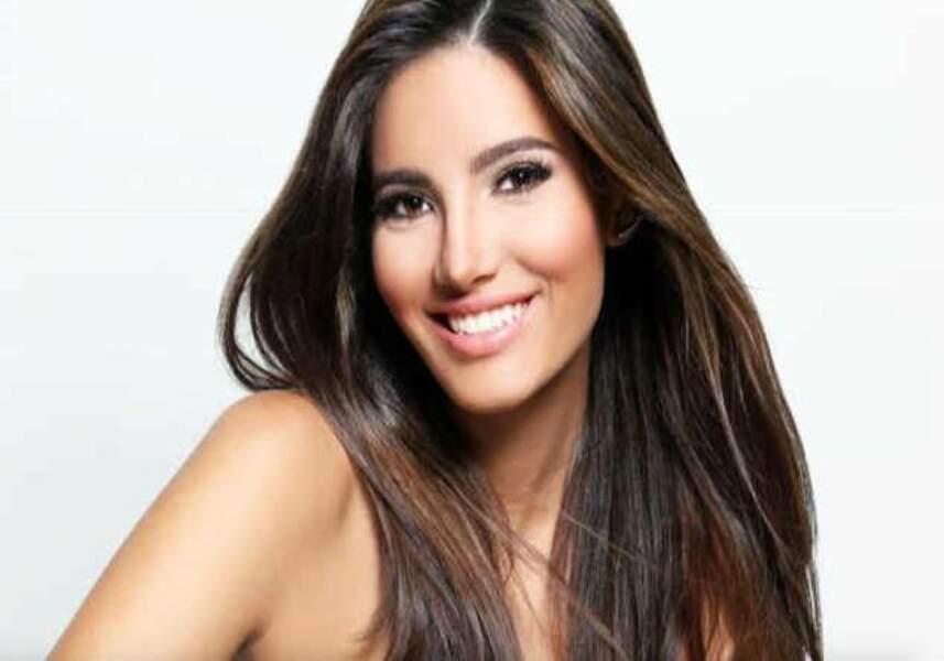 Miss Porto Rico, Stephanie DEL VALLE