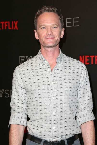 Neil Patrick Harris en 2017