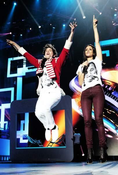"""Et pendant ce temps-là, ça """"jumpe"""" sévère chez Mika et Shy'M"""