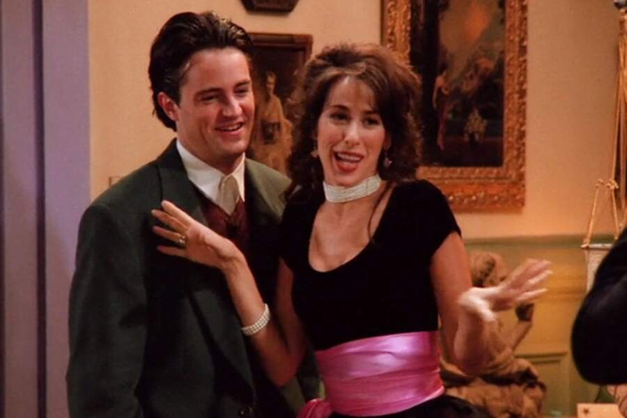 Maggie Wheeler interprétait l'insupportable mais hilarante Janice.