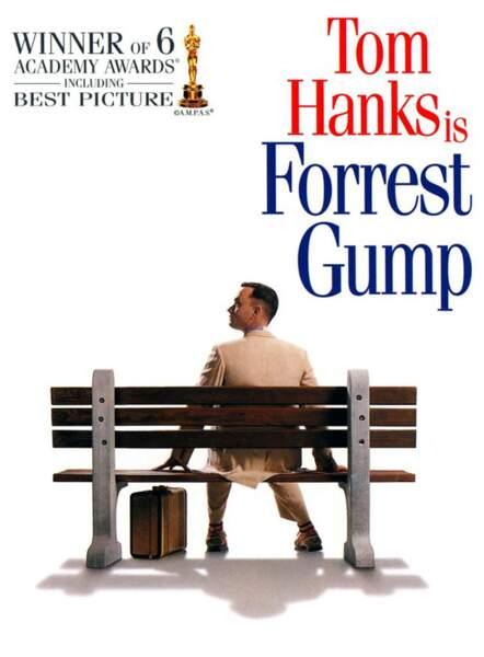 Il s'agit de Forrest Gump