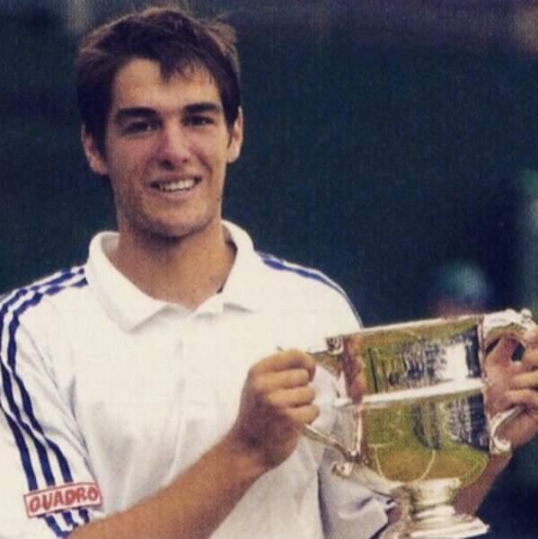 Eh oui ! Jérémy Chardy a gagné Wimbledon en 2005... chez les juniors