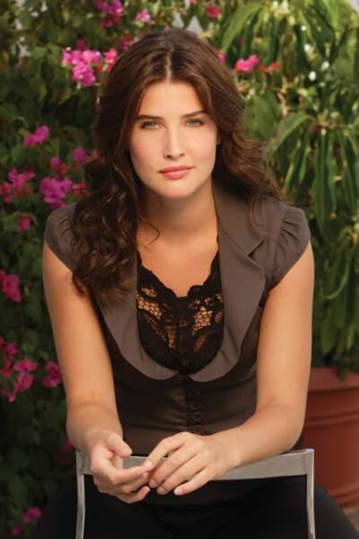 La belle Robin (Cobie Smulders), dont Ted et Barney étaient fous amoureux !