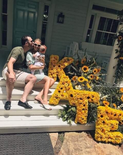 Et Kate Upton a passé un super 27e anniversaire en compagnie de son mari Justin Verlander et leur fille Genevieve.