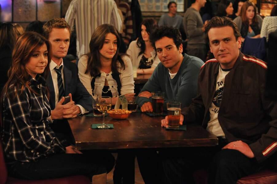 Voici les cinq stars de How I Met Your Mother... Que sont devenus les acteurs depuis la fin de la série ?