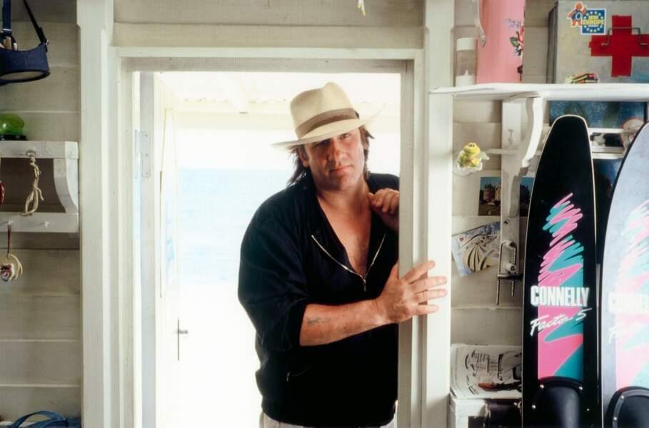 """1991. Gérard Depardieu est """"Mon père, ce héros"""""""