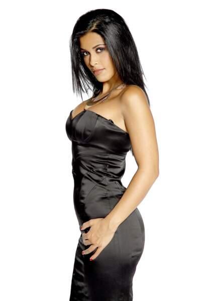 Ayem Nour, la jolie brune