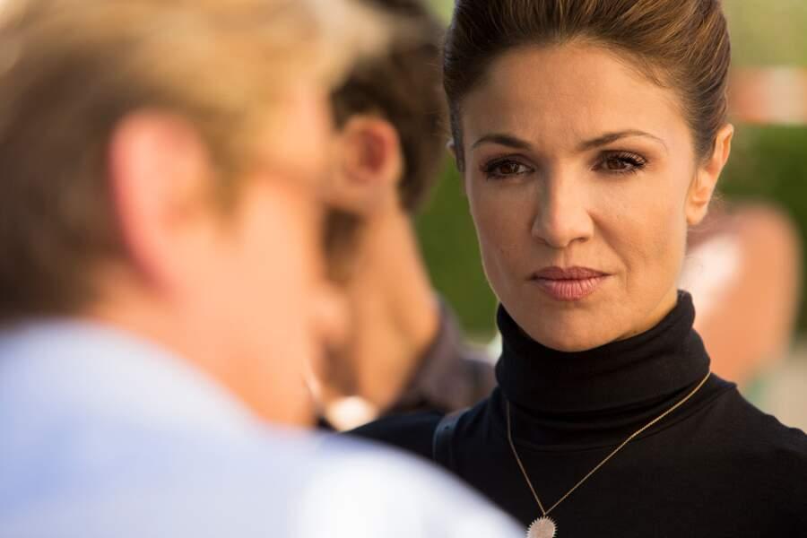 Nadia Farès (Vanessa d'Abrantes)