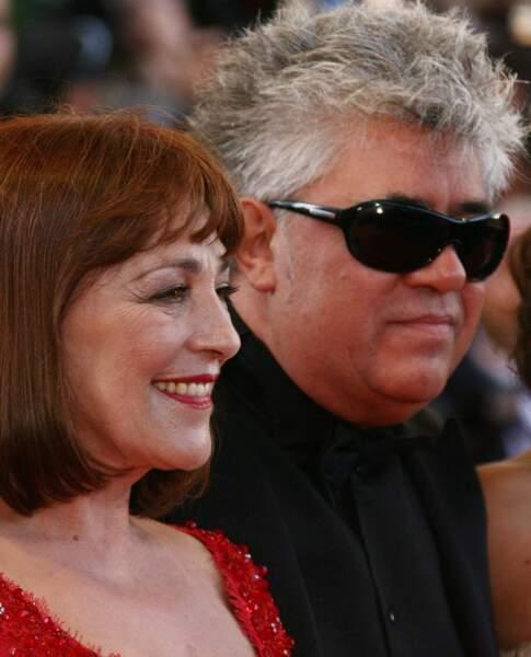 Six films également avec Pedro Almodovar pour l'actrice Carmen Maura.