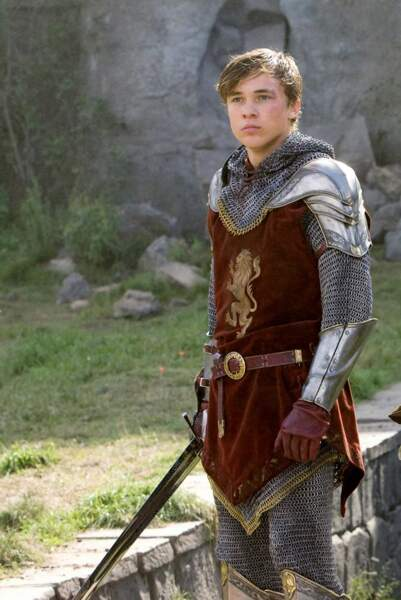 William Moseley en 2008