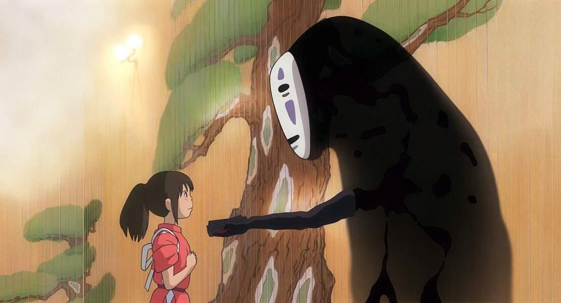 Le voyage de Chihiro (2001) : Comme souvent, les méchants ne le sont pas complètement, hantés par une malédiction