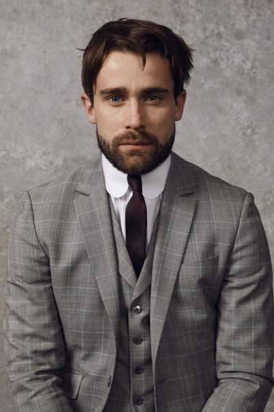 Christian Cooke (The Art of More, Witches of East End, Magic City, Le serment, Doctor Who, Where the Heart is)