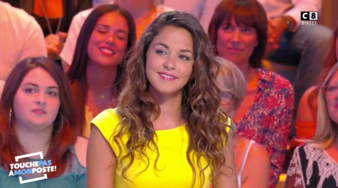 Paola Martinelli : la jeune femme n'est apparue qu'une seule fois sur le plateau de TPMP