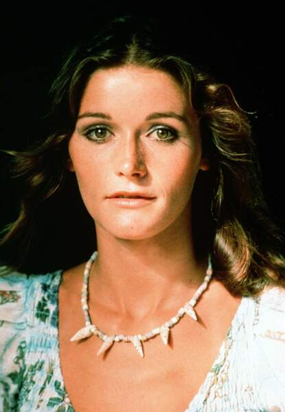 Margot Kidder, actrice canadienne, le 13 mai 2018 (69 ans)