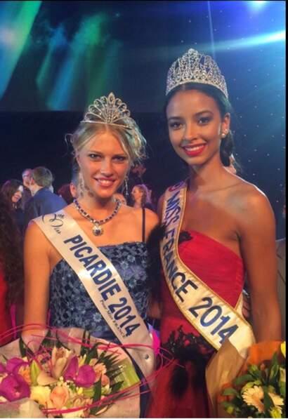 Miss Picardie 2014, Adeline Legris-Croisel