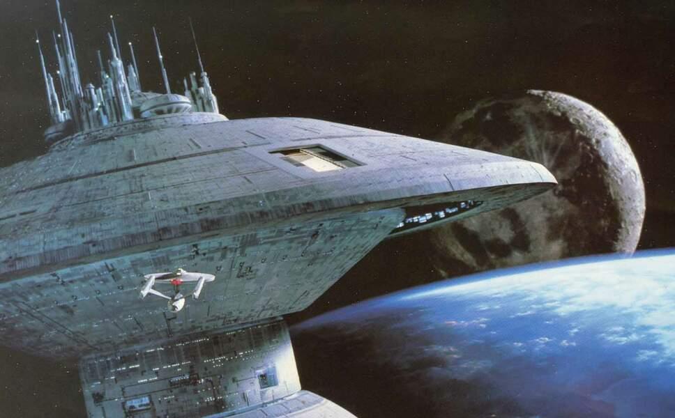 Autre summum du genre, la saga Star Trek