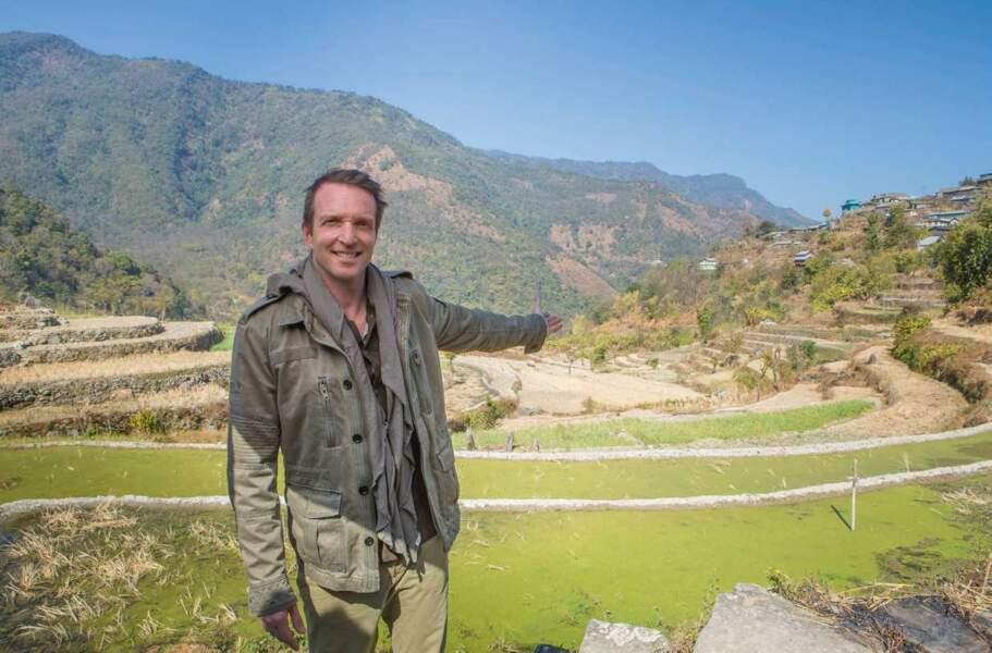 Ici au Nagaland, en Inde