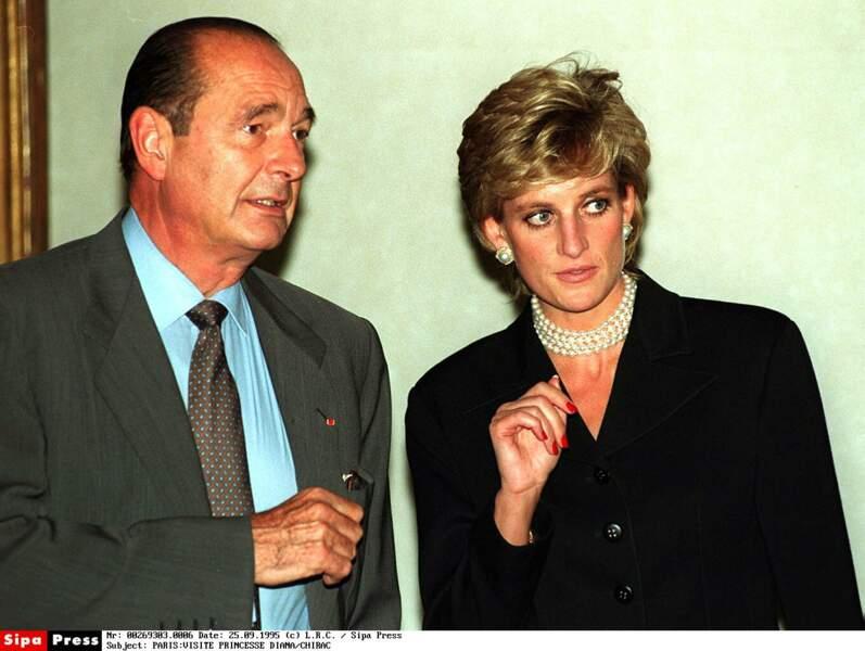 La princesse Diana, divine