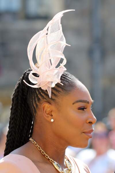 Serena Williams sublime avec un bibi