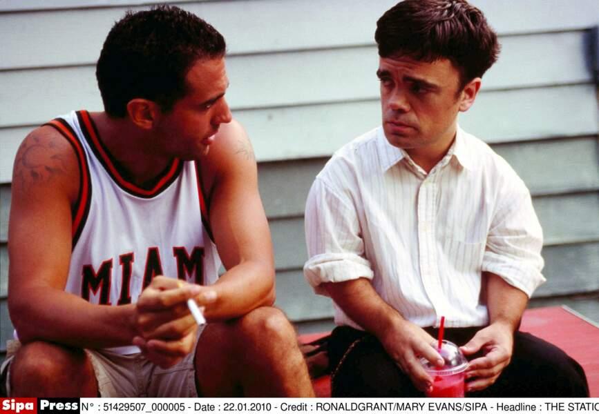 """On l'a aussi vu, plus jeune, dans """"Le chef de gare"""" (2003) de Tom McCarthy."""