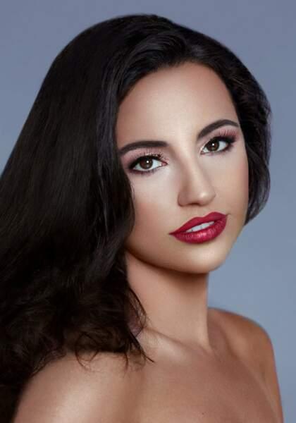Miss Gibraltar : Isabel Farrugia