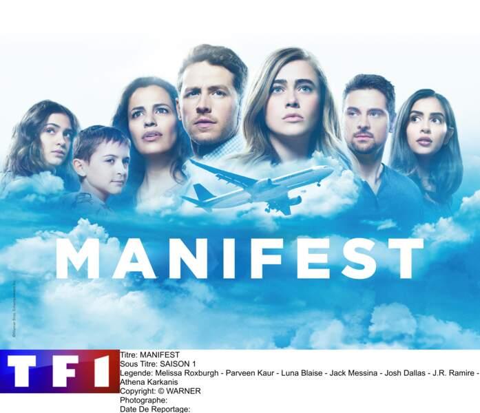 Manifest est une série américaine mêlant science-fiction et suspense