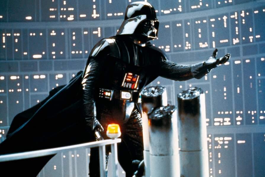 Numéro 9 - Dark Vador dans la saga Star Wars